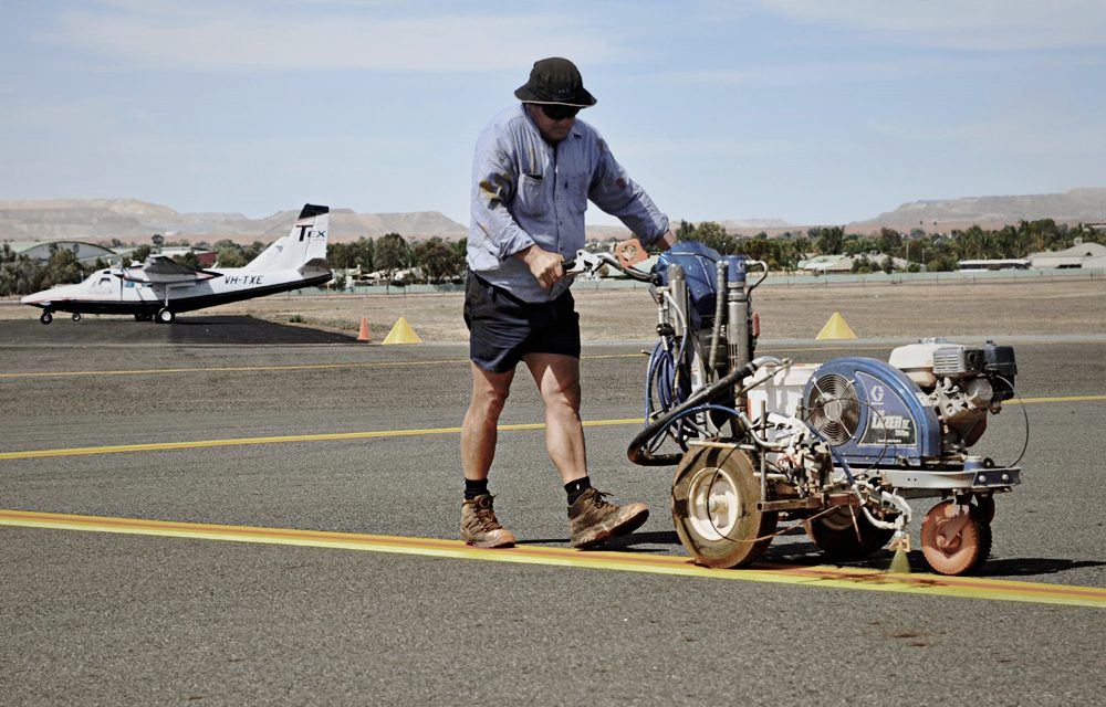 Challenges for Australian Airport Pavement Managers