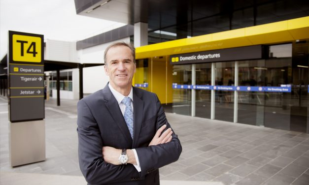 Airport infrastructure spending boosts airline efficiency, says Melbourne CEO