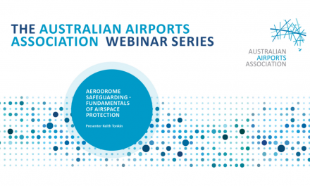 AAA Webinar Series – Aerodrome Safeguarding: Fundamentals of Airspace Protection