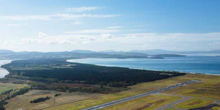 Hobart Airport runway extends Tasmanian opportunity