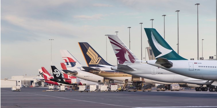 Year of growth for Australian airports