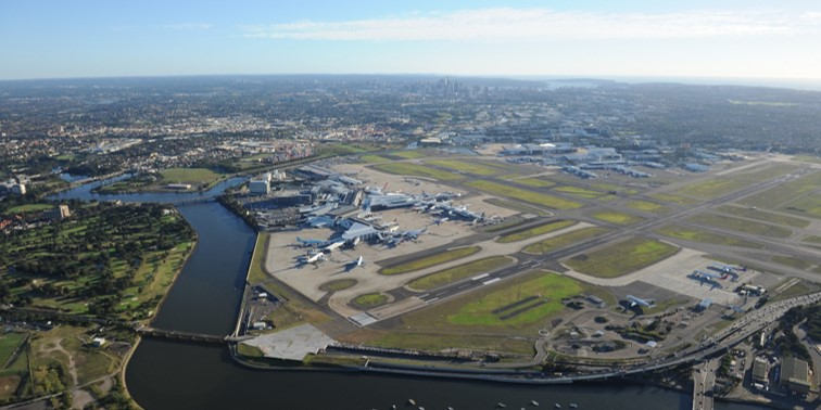 Investment drives 53 per cent growth in economic contribution of Australia's airports