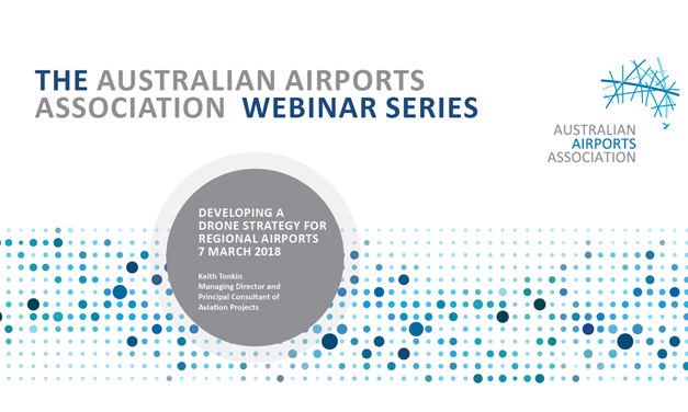 AAA Webinar Series – Developing a Drone Strategy for Regional Airports