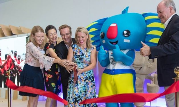 First impressions count as Gold Coast Airport gets set for the games
