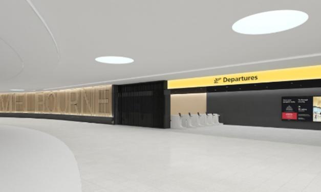 Smart security streamlines passenger journey