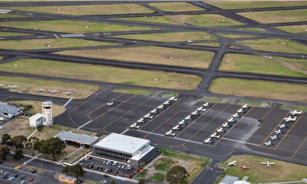 Flight training opportunity for Australian aviation