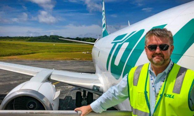 Paul McFarlane: On the 'miracle of flight' in the Indian Ocean Territories