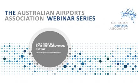 AAA Webinar Series – CASR Part 139 Post Implementation Review