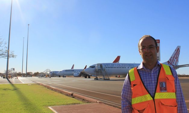 Salomon Kloppers: Creating a new future after the boom at Newman Airport