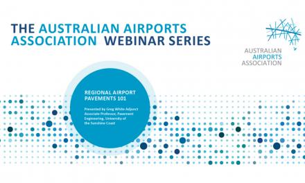 AAA Webinar Series – Regional Airport Pavements 101