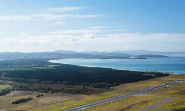 Hobart Airport runway extends Tasmanian opportunity