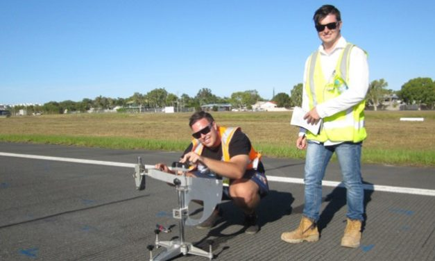 Changing the future of airfield runways