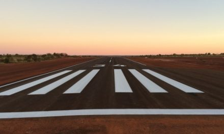 The challenges of the outback: maintaining vital air links in the Territory
