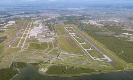 Milestone moment for Brisbane's new runway project